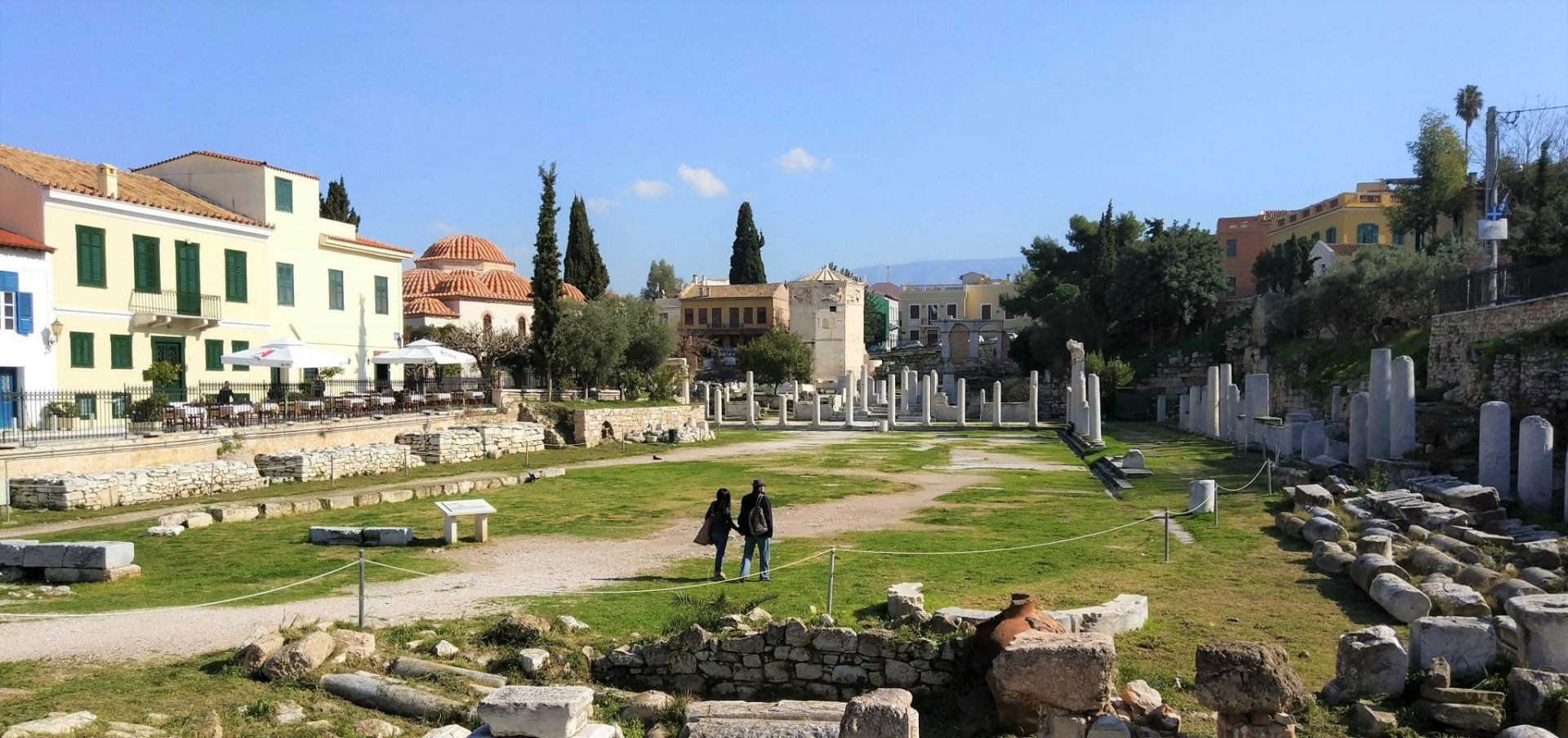 Athens food and walking tour 5hrs