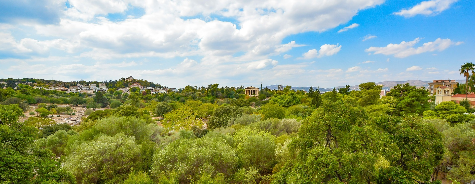 Athens guide best parks in Athens