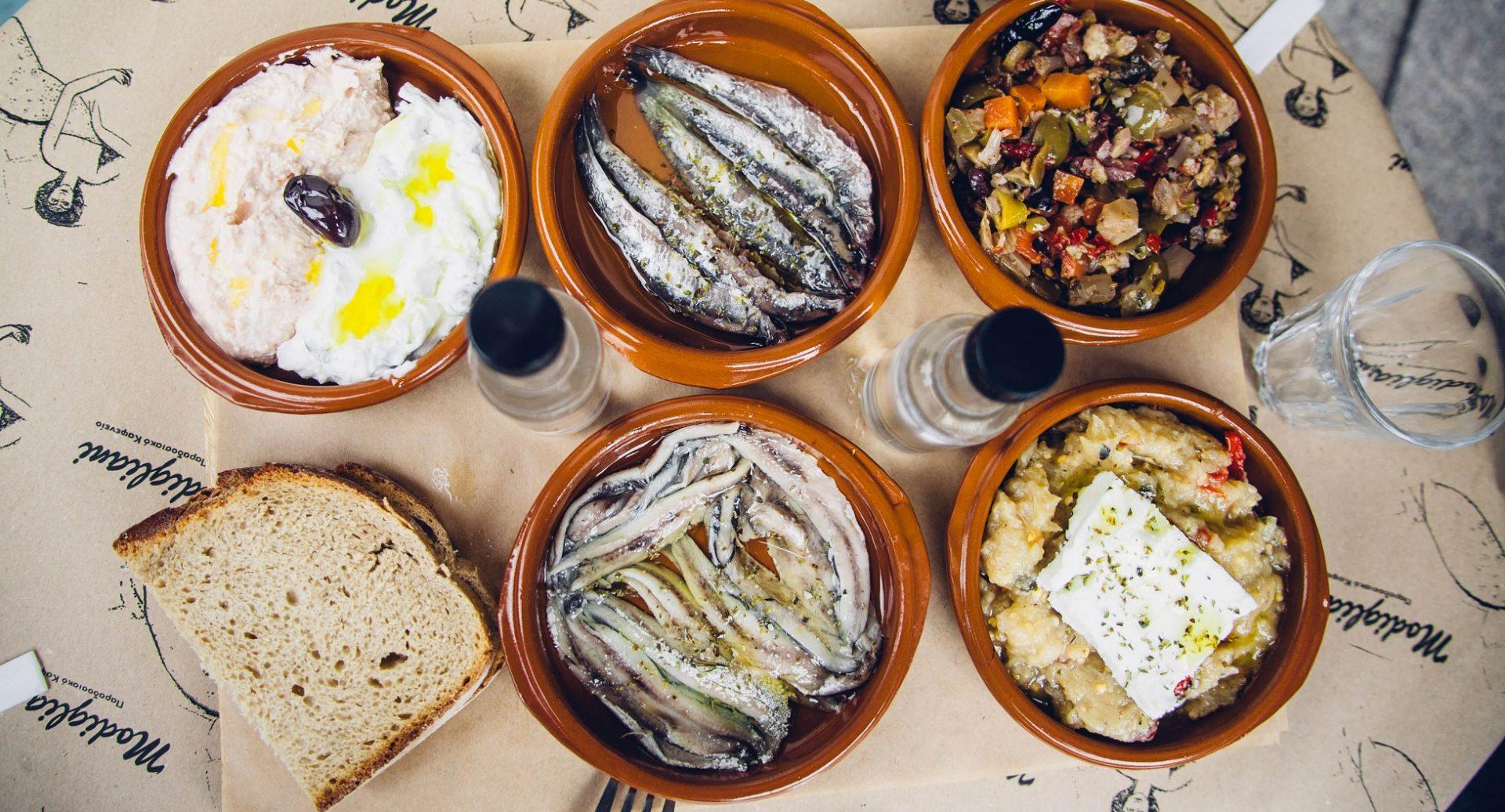 Thessaloniki Gastronomy