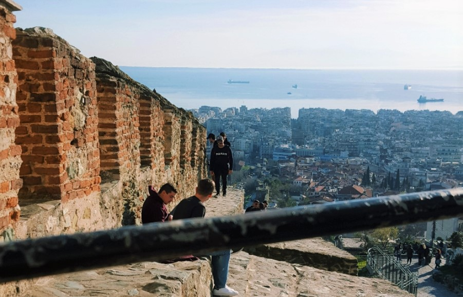 What to do in Thessaloniki Ano poli